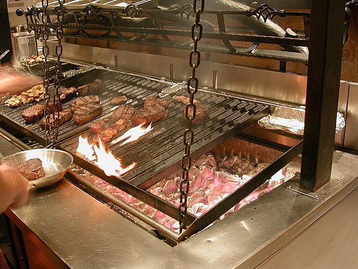 Argentinean Parilla Char Grills