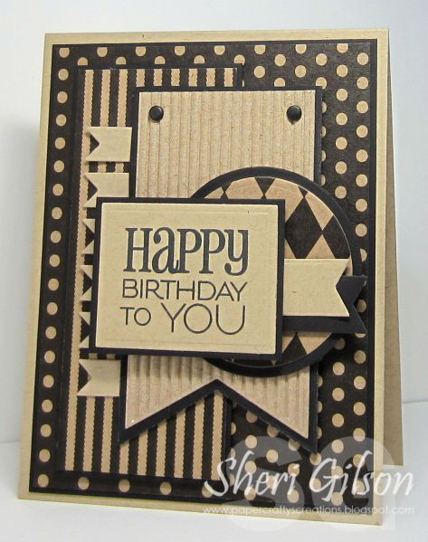 Birthday to You, MOJO300 by PaperCrafty - Cards and Paper Crafts at Splitcoaststampers