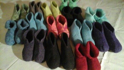 Filter hjemmesko 100% uld .  Sælges  str. 37- 41 , pris pr. 130 kr  Juhlsanne@gmail.com