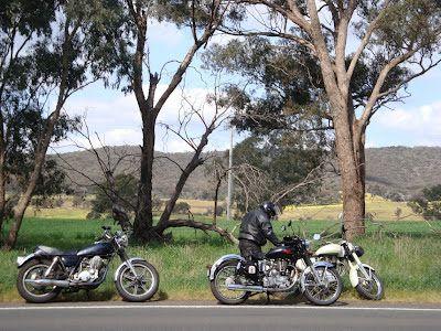 Contemplative Motorcycling: Hello Royal Enfield Bullet 500
