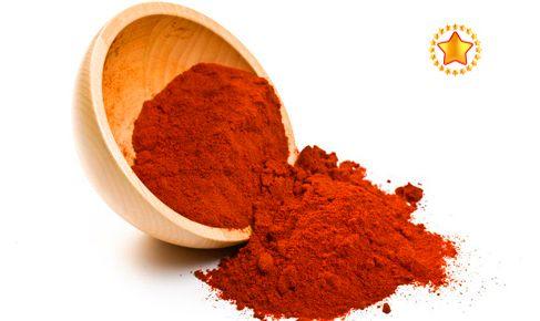 El pimentón rojo, una colorida estrella en tu Navidad.  – Marina Muñoz Cervera – El pimentón rojo es un condimento nutritivo y saludable. Es un polvo obtenido del pericarpio del pimiento seco pulverizado. Su sabor picante depende de su conte…
