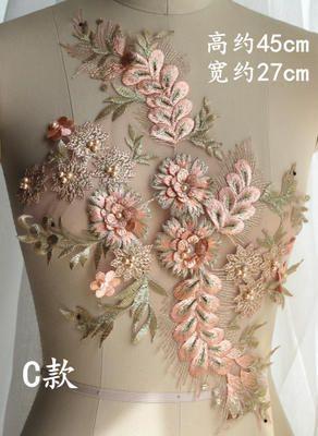 Eine Größe: 21 cm * 28 cm, in Zoll: 8,26 * 11 B-Größe: 22 cm * 39 cm, in Zoll: 8,66 * 15.3 C-Größe: 27 cm * 45 cm, in Zoll: 10,6 * 17.7 * Der Preis ist für 1 pc. * Diese schöne Spitze ist perfekt für Dessous, Kleider, Puppen, veränderte Kunst, Couture, Kostüm, Schmuck-Design, Kissenbezug,