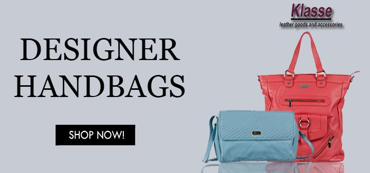 Check out our cool #handbags to up your style quotient this #monsoon season! 😍🌈 Shop online at www.klasseleather.in.  #KlasseLeather   #HandBags   #Monsoon