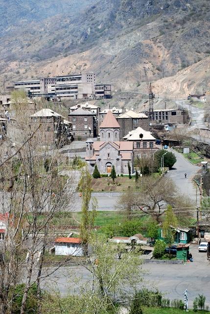 Alaverdi, Armenia - Church of the Mother of God by jrozwado, via Flickr