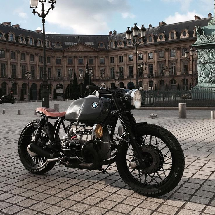 BF #40 - BMW R100RT #BFMotorcycles