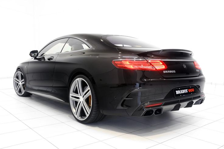 Used 2016 Mercedes-Benz S Class Coupe for sale in London from Bob Forstner Park Lane.