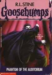The Phantom Project: Reviews & Research / Phantom of the Auditorium by RL Stine (1994)