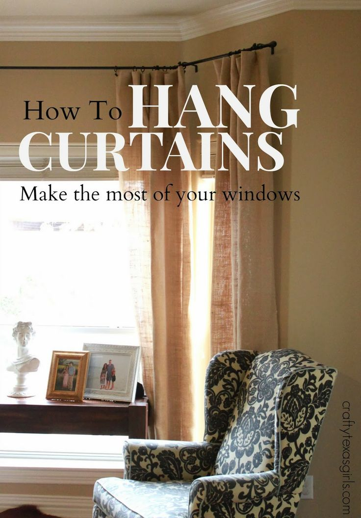 1000 Ideas About Hang Curtains On Pinterest Old Benches