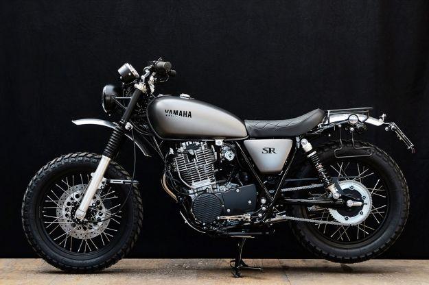 Top 5 Modern Motorcycles | Bike EXIF: SR400 Takamine custom