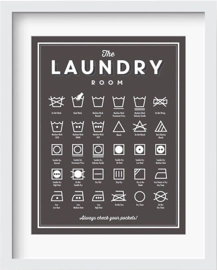 Humor Inspirational Quotes: Best 25+ Laundry Symbols Ideas On Pinterest
