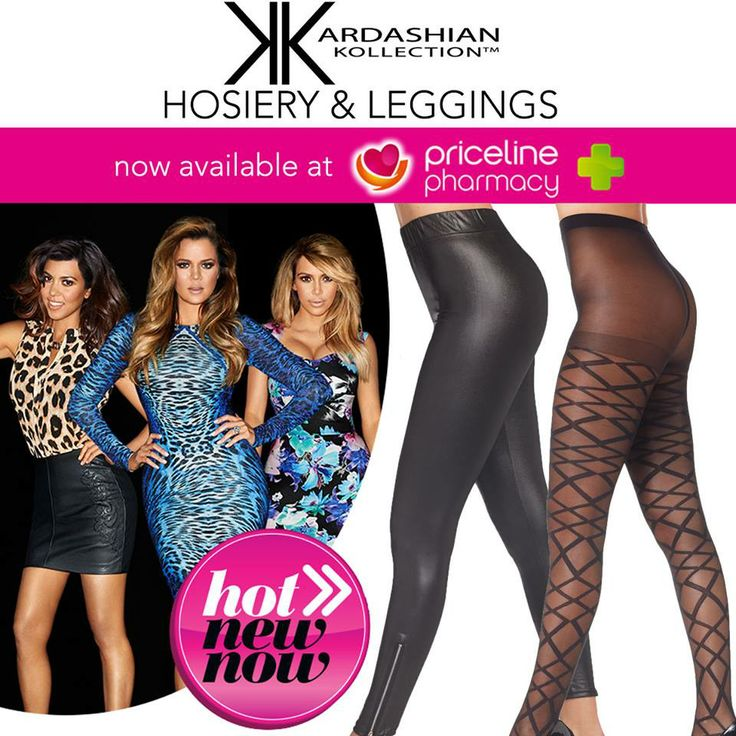 Our KK legwear range is now available at Priceline Australia!  Stock up on these must-have styles in Priceline stores and online HERE