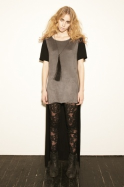 Serpent & the Swan Fake Love lace mesh leggings #randompinsofkindness #thegrandsocial