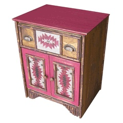 Chaco Canyon Nightstand. good idea for a kids room?