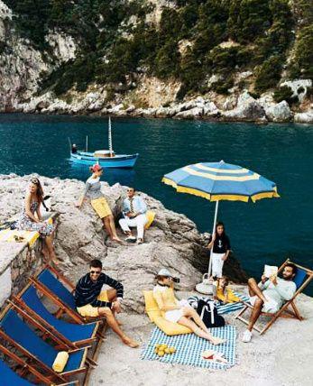 .: Nautical Style, February 2007, J Crew, Summer Scene, Amalfi Coast, Jcrew, Dreams Life, Happy Campers, Beaches Picnics