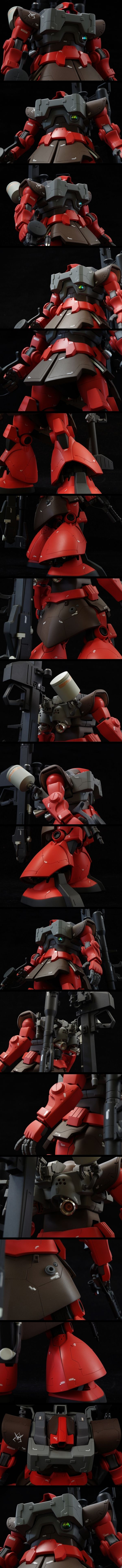 MG MS-09RS Rick Dom Heavy Weapon