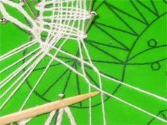 Klöppeln lernen - Umkehrschlag