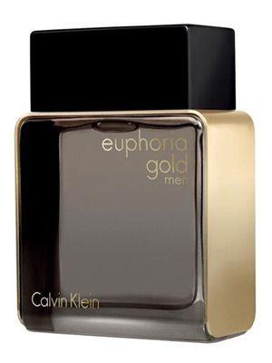 Euphoria Gold Men Calvin Klein - a new fragrance for men 2014