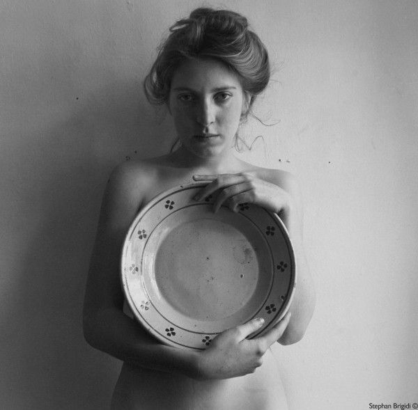 Francesca Woodman.