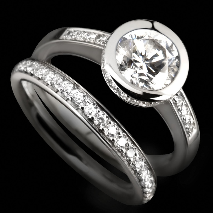 Find This Pin And More On Vintage Inspired Engagement Wedding Rings By Rings4eternity