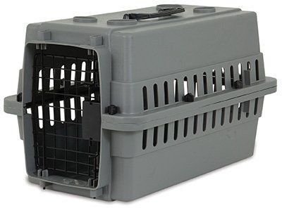 Petmate Traditional Pet Kennel - Grey