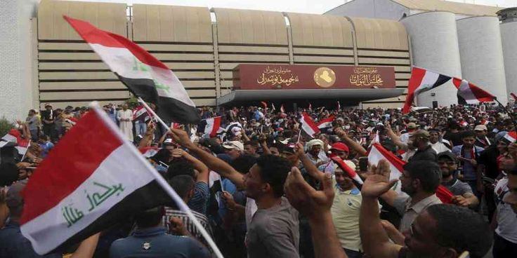 """Top News: """"IRAQ POLITICS: Iraqi Parliament Rejects Iraqi Kurdish Referendum: Lawmakers"""" - https://i2.wp.com/politicoscope.com/wp-content/uploads/2017/09/Iraqi-parliament-IRAQ-POLITICS-NEWS-HEADLINES.jpg?fit=1000%2C500 - Iraqi Prime Minister Haider al-Abadi's government had previously rejected the referendum as unilateral and unconstitutional.  on Politics - http://politicoscope.com/2017/09/12/iraq-politics-iraqi-parliament-rejects-iraqi-kurdish-referendum-lawmakers/."""