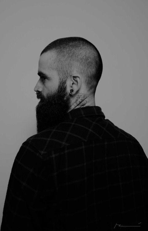 More beard, less hair!