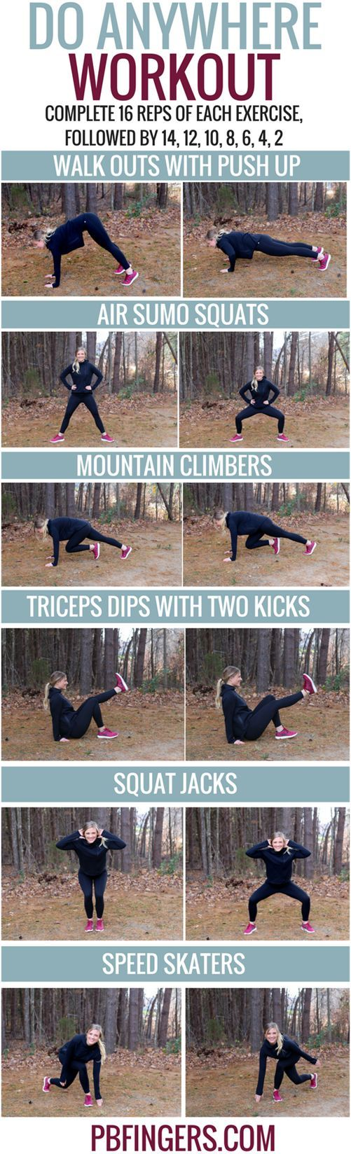 TRAVEL - Do Anywhere Workout