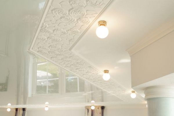 Moderne Deckenpaneele Machen Den Wohnraum Komfortabel Und Gemutlich Deckenpaneele Gemutlich Komfortabel Machen Moderne Wohnr