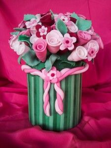 Torte di compleanno per adulti - Muffinworld torta bouquet  Birthday bouquet cake