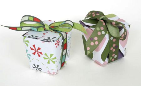 DIY Moldes para hacer cajas de cartón