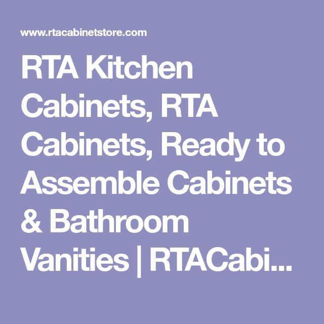 Assembling Rta Kitchen Cabinets