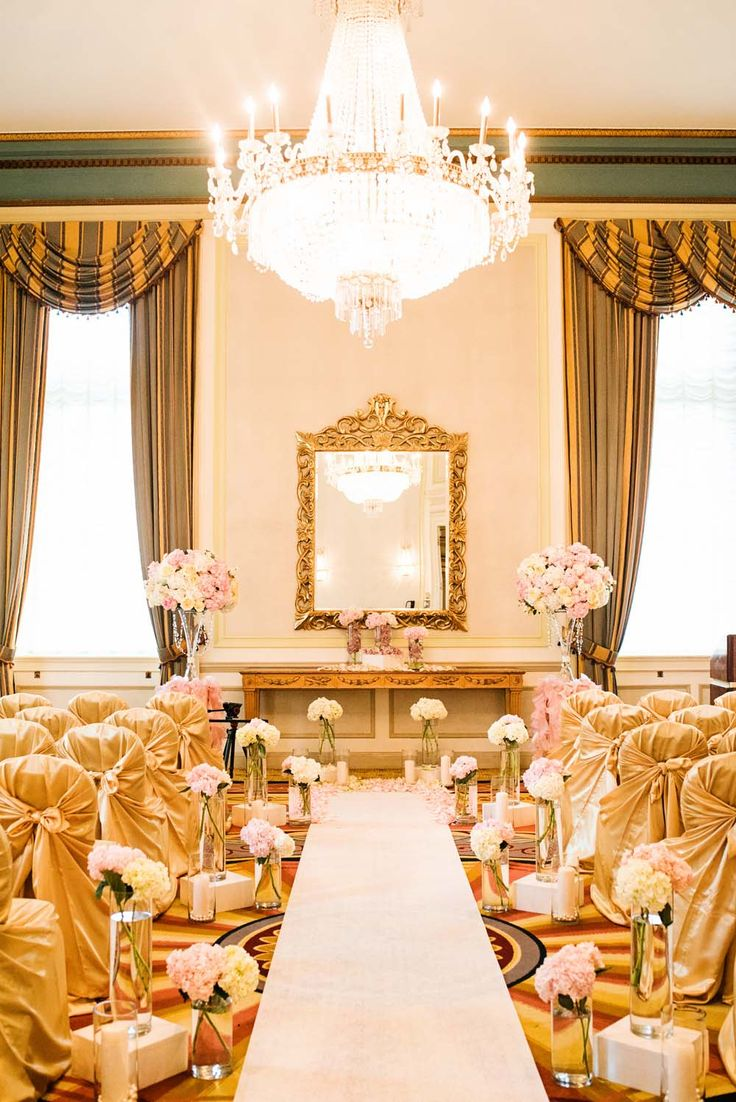 15 best vancouver island room fairmont hotel vancouver images on a luxurious vancouver wedding with gorgeous gold details junglespirit Images