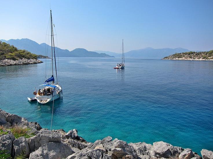 Agistri, Greece  Heaven on earth