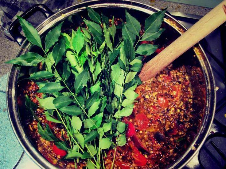 How to make Tomato Kasundi