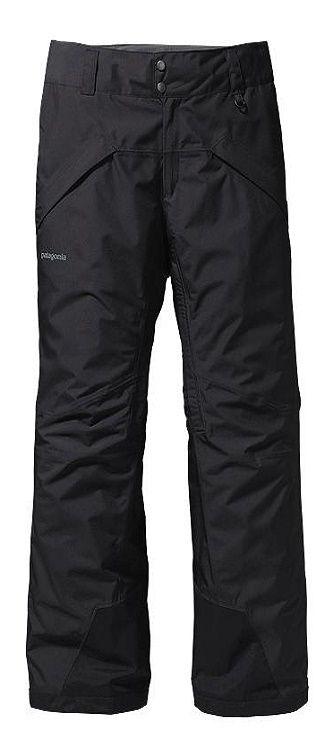 Patagonia Men's Snowshot Pants in Black