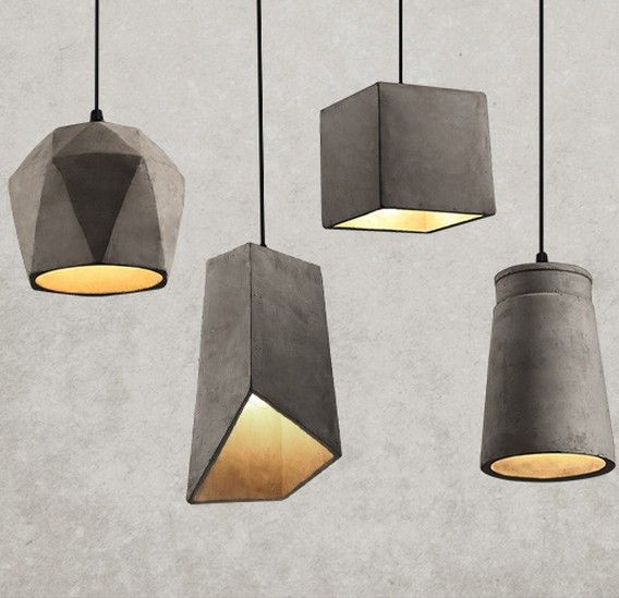 1000+ images about Lighting on Pinterest | Ceiling pendant, Cement ...