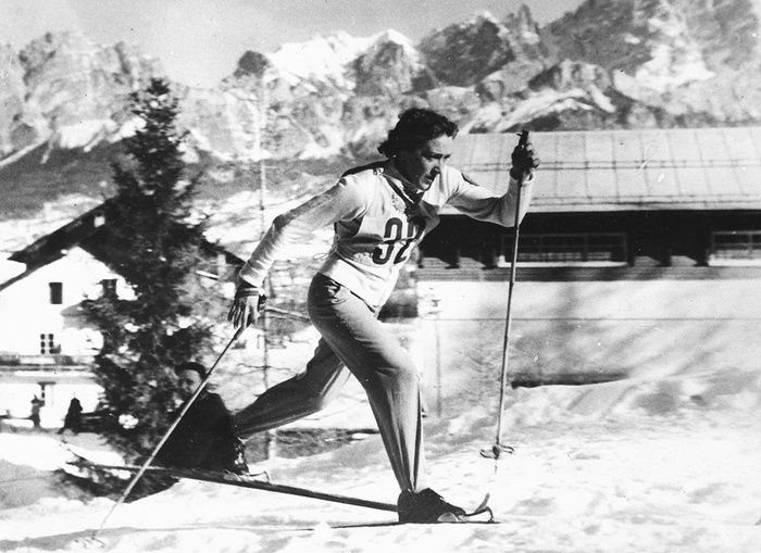 Олимпиада. Фото из прошлого