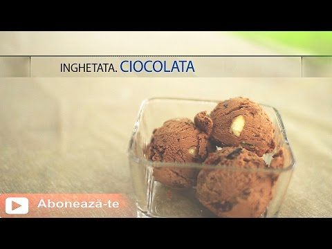Inghetata De Ciocolata | Alex Basaraba - YouTube