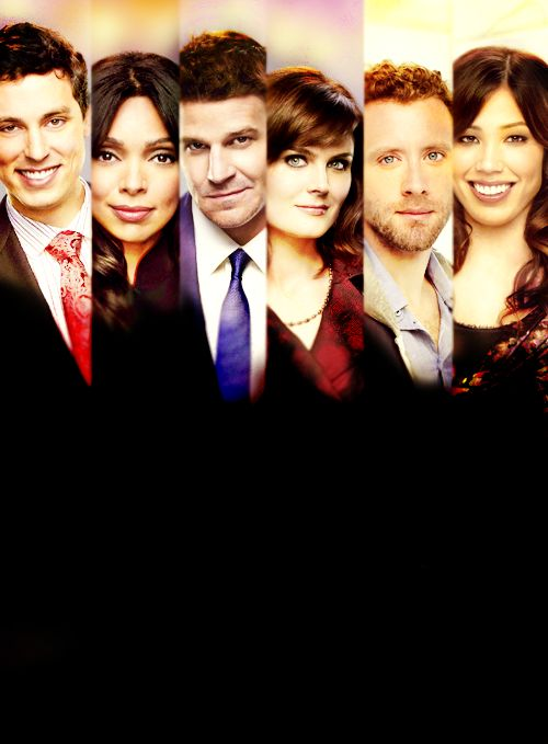 Bones - FAVORITE TV Show!  So glad Fox picked up a 10th Season cuz I'm not ready for it to be over!