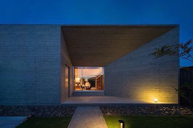 Concrete House in Amami Oshima by Matsuyama Architects and Associates, #Japan ...