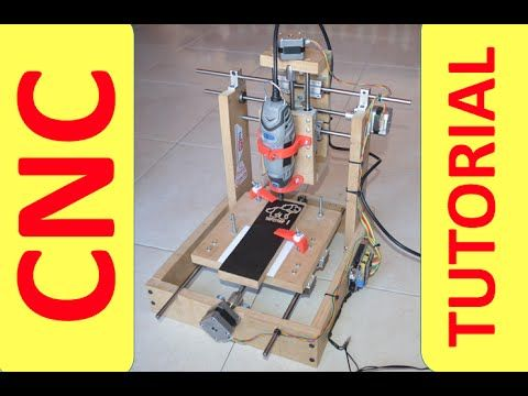 ✅ CNC Casera, Materiales y Recomendaciones #2 - YouTube