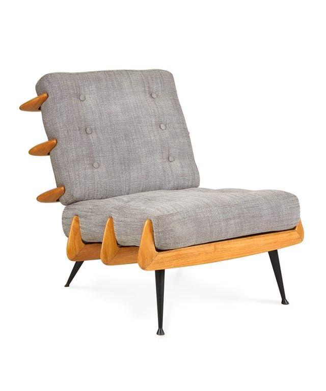 Antibes Lounge Chair By Jonathan Adler Decor Furniture