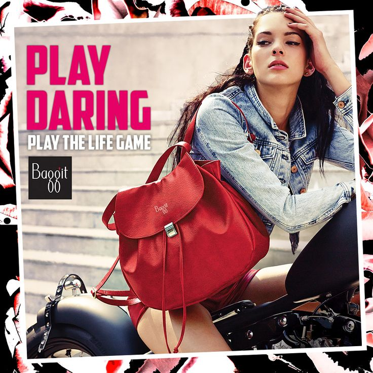 When the daredevil in you screams for some action, don't hold back! Shop our daring Spring/Summer collection!