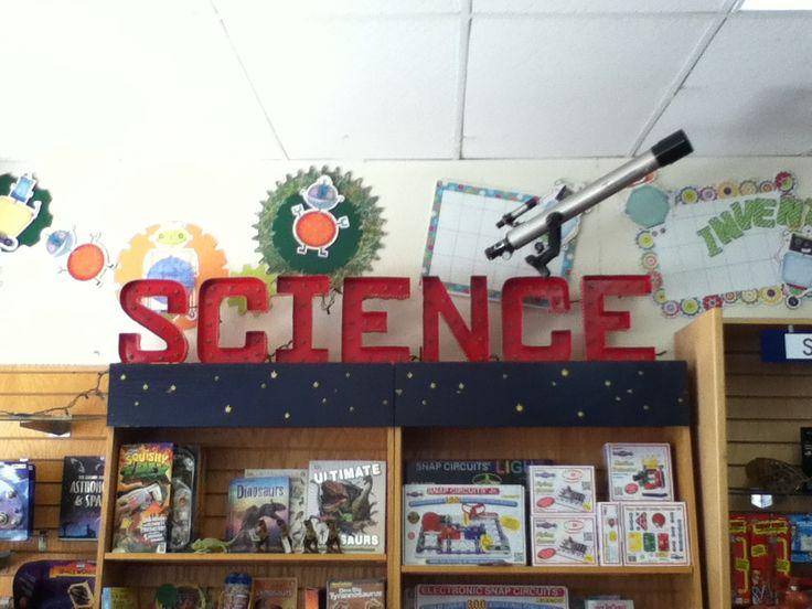 Our Science corner! | Golden Apple Views | Golden apple ...