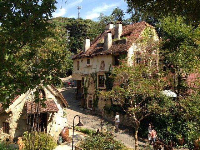 Visiting This Village Is Like Entering a Studio Ghibli Movie