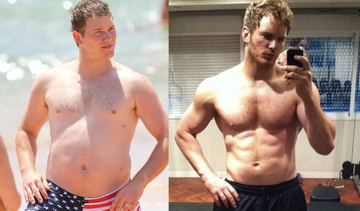 Chris Pratt From Parks & Rec Gets Ripped for Guardians of The Galaxy