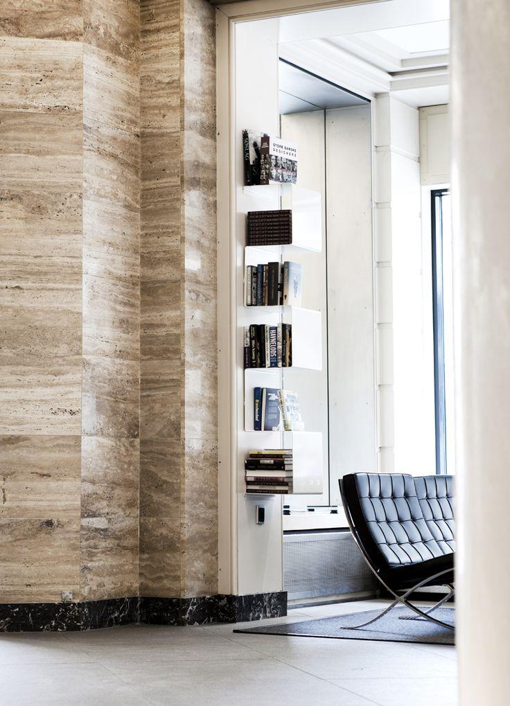 Showcase 1 bookshelf at Egmont Magazines