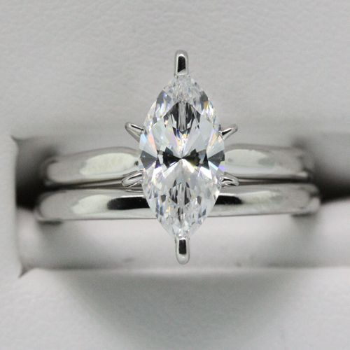 #Marquise Solitaire Re-pinned from Forever friends #MarryMe #Wedding  http://foreverfriendsfinestationeryandfavors.com