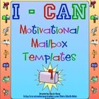 Just in time for high stakes testing! Give your students extra encouragement with these simple to make