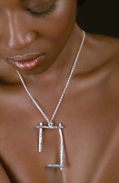 Legacy Collection, jewelry made from original Robben Island fence
